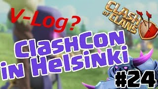 "ClashCon in Helsinki am 24.10.15 I #24 I Clash of Clans ""German/Deutsch HD"""