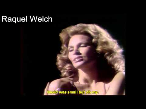 Raquel Welch - It ain't necessarily so  [ live 1976 ]