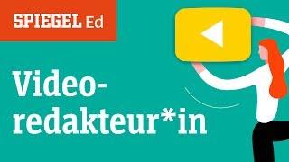 Was macht eine Videoredakteurin? | SPIEGEL Ed