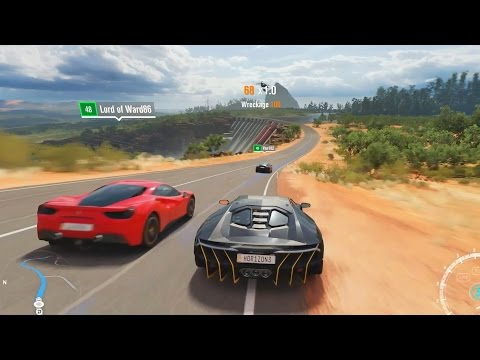 Forza Horizon 3 Gameplay Drifting, Racing, Off Roading