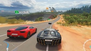 FORZA HORIZON 3 GAMEPLAY (Drifting, Racing, Off Roading)