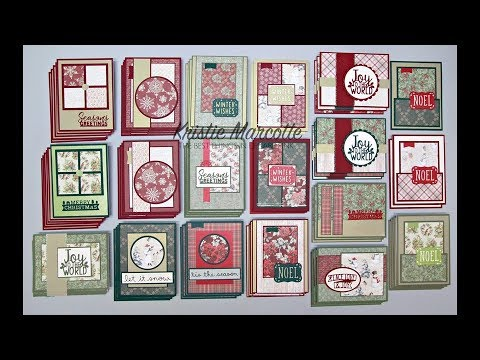Love From Lizi Noel Mega pack - 68 cards from one kit