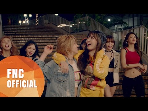 "AOA revela segunda prévia do novo MV ""Good Luck""!"