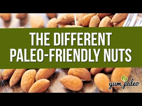 The Different Paleo-Friendly Nuts