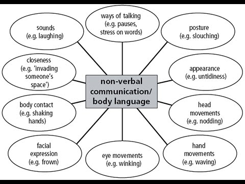 Discussing Body Language Reading People - Signs To Look For & Police  Observations