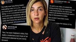 Gabbie Hanna EXPOSES EVERYONE! (Alx James & Jessi respond...)