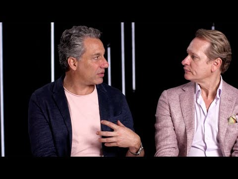 SCAD aTVfest guests Carson Kressley and Thom Filicia