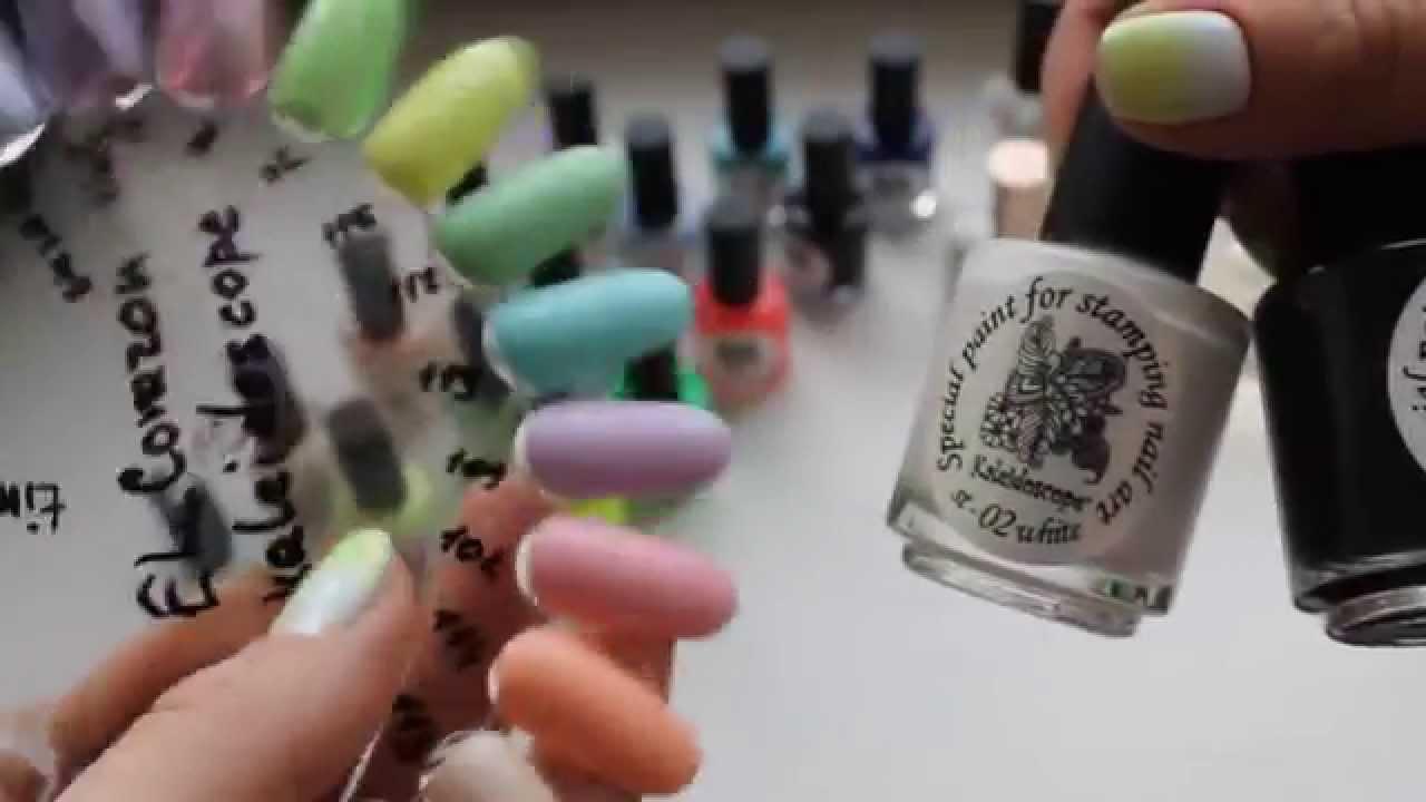 ARTYGEL Гель-краски без липкого слоя ARTEX - YouTube