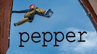 Pepper - Snowboarder Mag - Official Trailer- Bode Merrill, Sage Kotsenburg