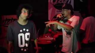 Nano vs Gasper - Bloody Lines 2015 - Batallas Freestyle