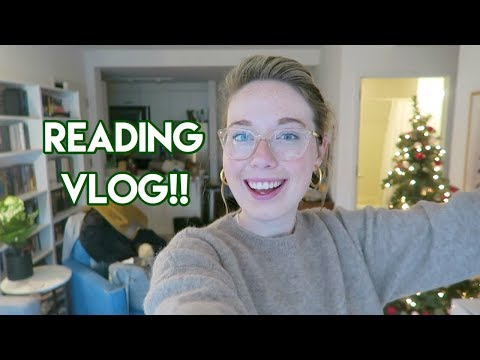 READING VLOG: EPIC Reading Weekend! 600+ Pages Read!