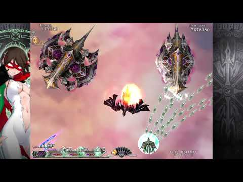 Caladrius Blaze gameplay - Story (Evolution) - Simorgh Striscia pt2  