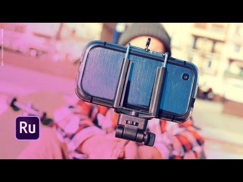 Réaliser votre premier vlog avec Premiere Rush CC   Adobe France