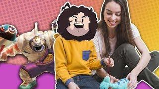 GameGrumps Laughing Fit: Dan's Babysitter