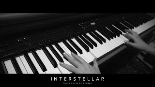 "인터스텔라 Interstellar OST : ""First Step"" Piano cover 피아노 커버 - Hans Zimmer"