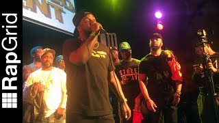 Murda Mook Talks About Return To Battle Rap & Business Behind The Scenes   #PearlyGates2