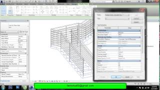 ( STAIRS IN REVIT 2015) CACH VE THANG TRONG REVIT P1