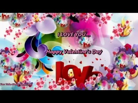 Happy Valentineu0027s Day To My Husband Wishes,Greetings,Whatsapp Video,E Card, Quotes,Sayings,I Love You   YouTube