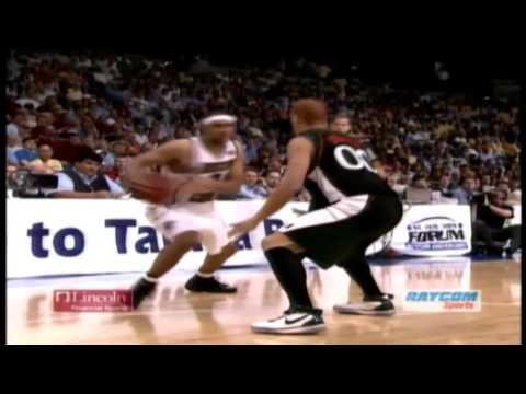 Jimmy Graham University of Miami Basketball Highlights Full Video