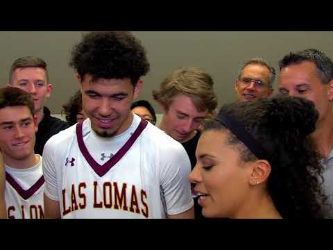 Max Dorward vs Nate Robinson | Palo Alto vs Las Lomas Game of the Week BH 031818
