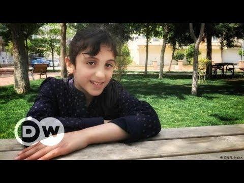 Children of war: life after Aleppo