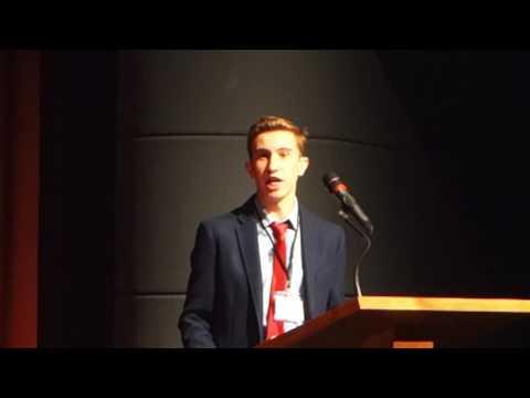 Esperanto, the International Language | David Malone | TEDxChadwickSchool