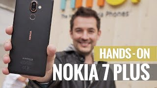 Nokia 7 Plus hands-on review