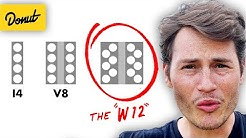 The W12 Engine - The Science EXPLAINED