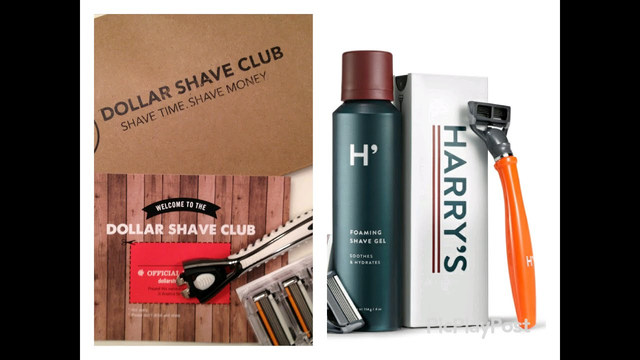 harrys and dollar shave club upended the shaving industry - 1280×720