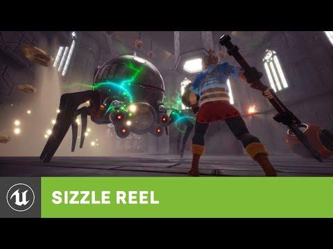 Mobile Games Highlight Reel   Spring 2020   Unreal Engine