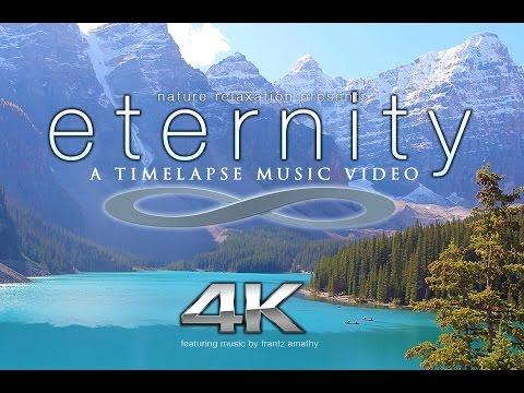 ETERNITY 4K Nature Timelapse Film by Nature Relaxation™| Banff & Jasper, Alberta