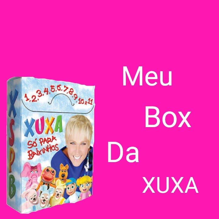 """Download Box da XUXA """"so para baixinhos  do 1ao11... com MAYRA CRISTINA"""