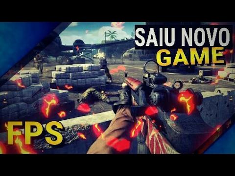novo game fps online