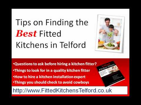 Fitted Kitchens Telford