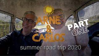 Roadtrip part 1 - Our journey to Lofoten - ARNE & CARLOS