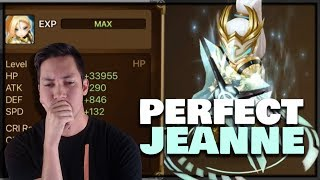 Legend Account with PERFECT Jeanne | Summoners War