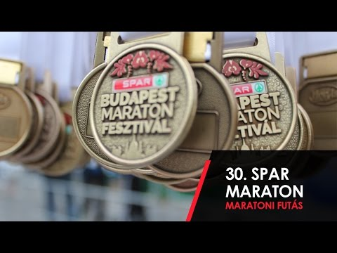 30. SPAR BUDAPEST MARATON  / 30th SPAR Budapest Marathon