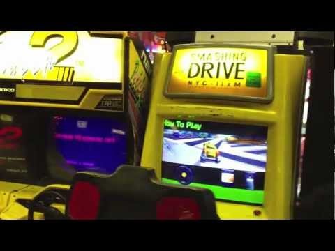 Playland Arcade - Santa Monica Pier