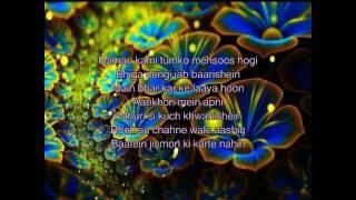 Bol Do Na Zara-- Azhar (Full Lyrics)