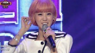 Repeat youtube video BESTie - Love Options, 베스티 - 연애의 조건, Show Champion 20131023