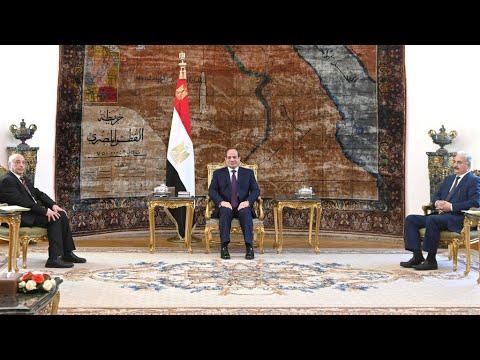 ليبيا: البرلمان المؤيد لحفتر يسمح بتدخل عسكري مصري لمواجهة تركيا  - نشر قبل 2 ساعة