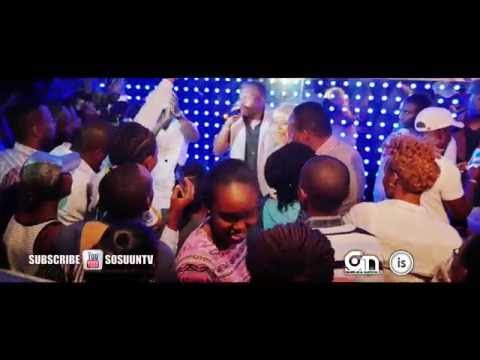 SOSUUN LIVE ON STAGE - KUFUNIKWA VIDEO LAUNCH