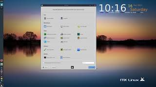MX-17 Linux....A New Contender In The Ring..??