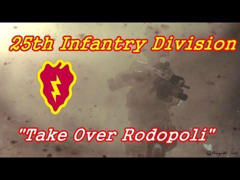 Arma 3 Coop Gameplay - 25th ID - Clear Rodopoli - Nato Detachment