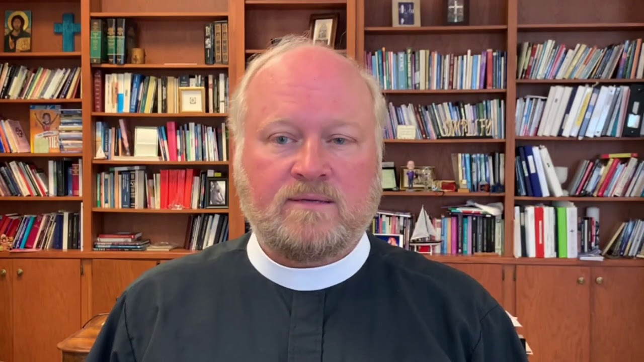 Bishop Russell: Reflection and Invitation to Discipleship Day 2020