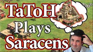 TaToH Plays Saracens to PERFECTION
