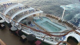 MV Oriana - A Virtual Tour - P&O Canaries Cruise, January 2013