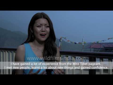 Miss Tibet 2017 : Interview with 1st runner up Tenzin Khechoe (in Tibetan)
