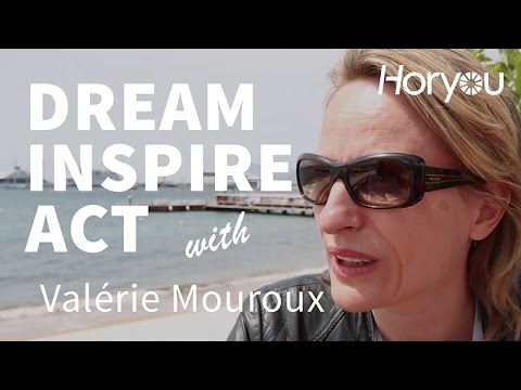 Valérie Mouroux @ Cannes 2014 - Dream Inspire Act by Horyou