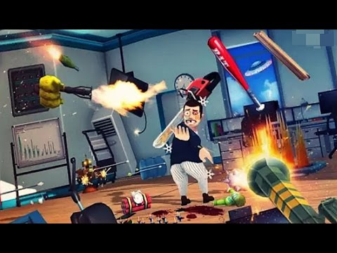 Whack the Boss - Android Gameplay HD